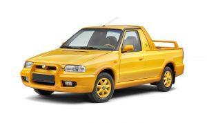 Škoda Felicia Fun bila je češki pokušaj oživljavanja pick-up modela