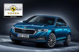Nova Škoda Octavia sjajno prošla na Euro NCAP testu
