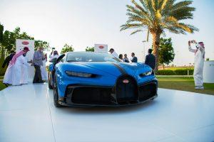 Bugatti najavio otvaranje salona u Riyadhu, kupci željno iščekuju novi Chiron Pur Sport