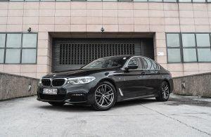 BMW 520d M-Sport: savršen spoj profinjenosti i sportske naravi