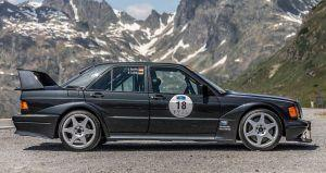 Mercedes-Benz 190 E 2.5-16 Evolution II, 30 godina od pojavljivanja legende