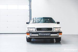 Na prodaju legendarni Audi V8 koji je prešao samo 218 km!