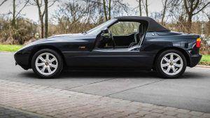 Kultni BMW Z1, 'roadster' iz početka 1990.-ih, čeka novog vlasnika