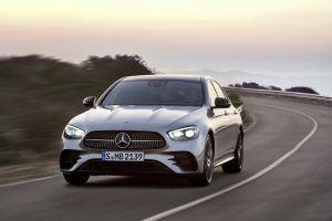 Osvježena Mercedes-Benz E klasa donosi nove tehnologije i ponovno podiže standarde u klasi!
