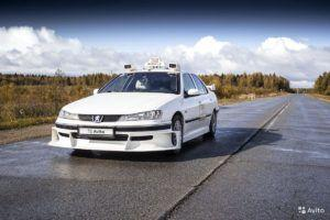 Peugeot 406, replika iz kultnog filma Taxi na prodaju!