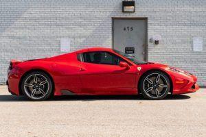 Ferrari 458 Speciale Aperta prodan na aukciji za pozamašnih 476.000 dolara
