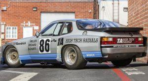 Porsche 924 GTR na prodaju, kultni sudionik utrke 24 Le Mans traži novog vlasnika