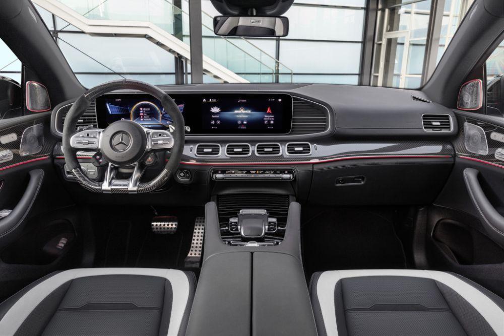 Novi Mercedes-Benz AMG GLE 63 S Coupe - uz više konja i tehnologije nikad nije bio atraktivniji