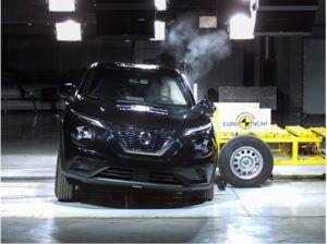 Nissan Juke osvojio maksimalnih pet Euro NCAP zvjezdica!