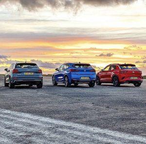 Audi SQ2 vs Volkswagen T-Roc R vs BMW X2 M35i - utrka gradskih crossovera donosi novog pobjednika u klasi!