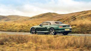 Novi Bentley Continental GT Convertible - budući klasik bez krova