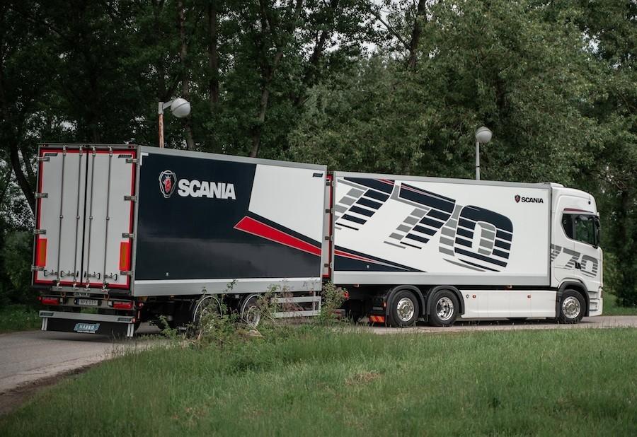Scania 770 S V8, velika želja mnogih vozača i razlog zašto su kamioni strast