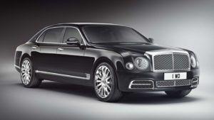 Bentley Mulsanne u specijalnoj izvedbi za kinesko tržište!