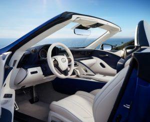 Novi Lexus LC500 kabriolet nova je doza japanskog luksuza