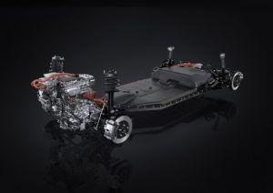 Lexus UX 300 E - prvi u potpunosti električni Lexus