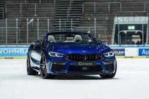 BMW M8 Convertible nakon G-Power tretmana od sad jaše uz 820 KS!