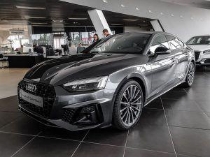 Redizajnirani Audi A5 Sportback stigao u salone, obiteljski coupe dostupan od 331.093 kuna!