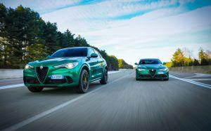 Alfa Romeo Stelvio i Giulia Quadrifoglio dobile blago osvježenje, Akrapovič ispuh i nove boje oduševit će mnoge