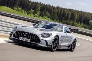 Mercedes-AMG GT Black Series je najekstremnija zvijezda od čak 730 KS