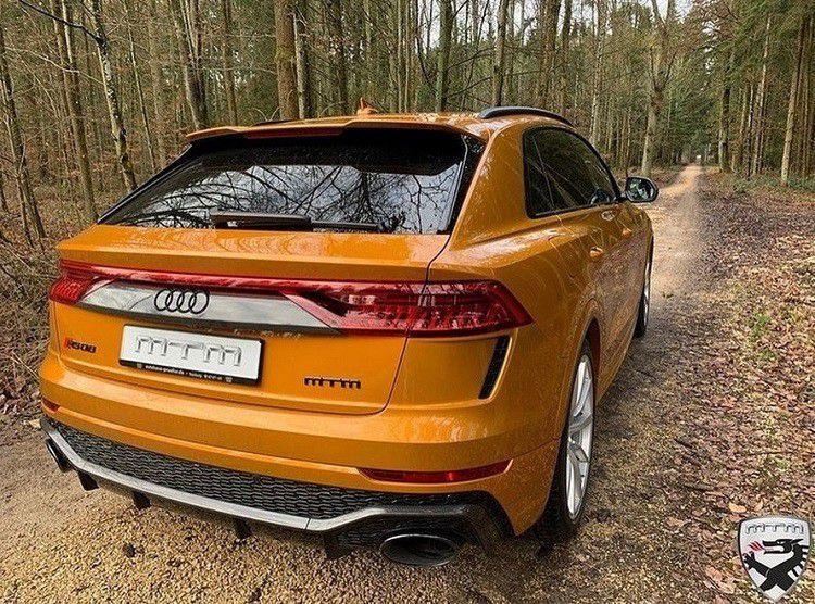 Audi RS Q8 također prošao MTM tretman