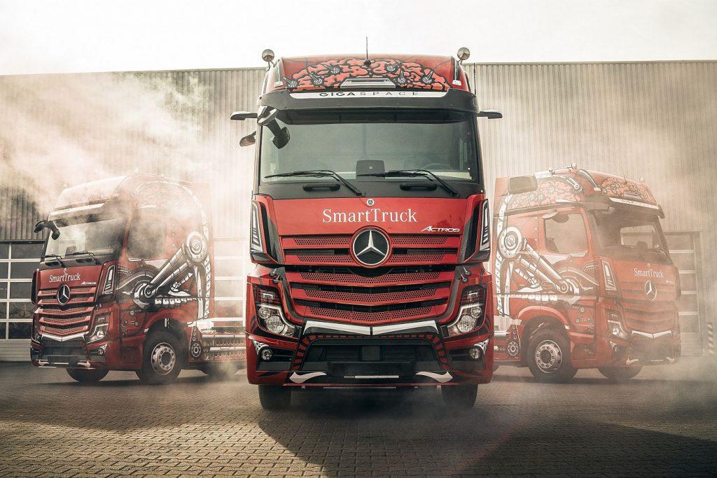 Mercedes-Benz Actros je prema izboru čitatelja kamion godine u Poljskoj