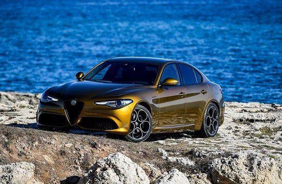 Alfa Romeo Giulia ponovno briljira!
