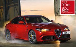 Alfa Romeo Giulia QV i dalje skuplja nagrade!