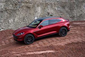 Aston Martin DBX - profinjenost na visini ruši tradiciju