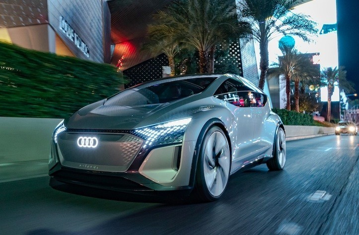 Audi A2 vraća se na veliku scenu, ovaj put kao dio e-tron postave