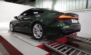 Audi A7 50 TDI na valjcima, već tvornički ima više od deklarirane snage