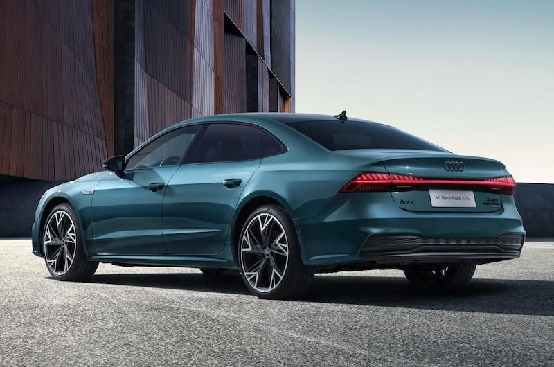 Audi A7L za kinesko tržište, coupe postao limuzina