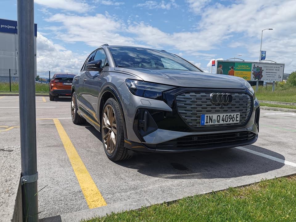 Audi Q4 e-tron u Hrvatskoj, električni premium dostupan od 363.337 kuna!