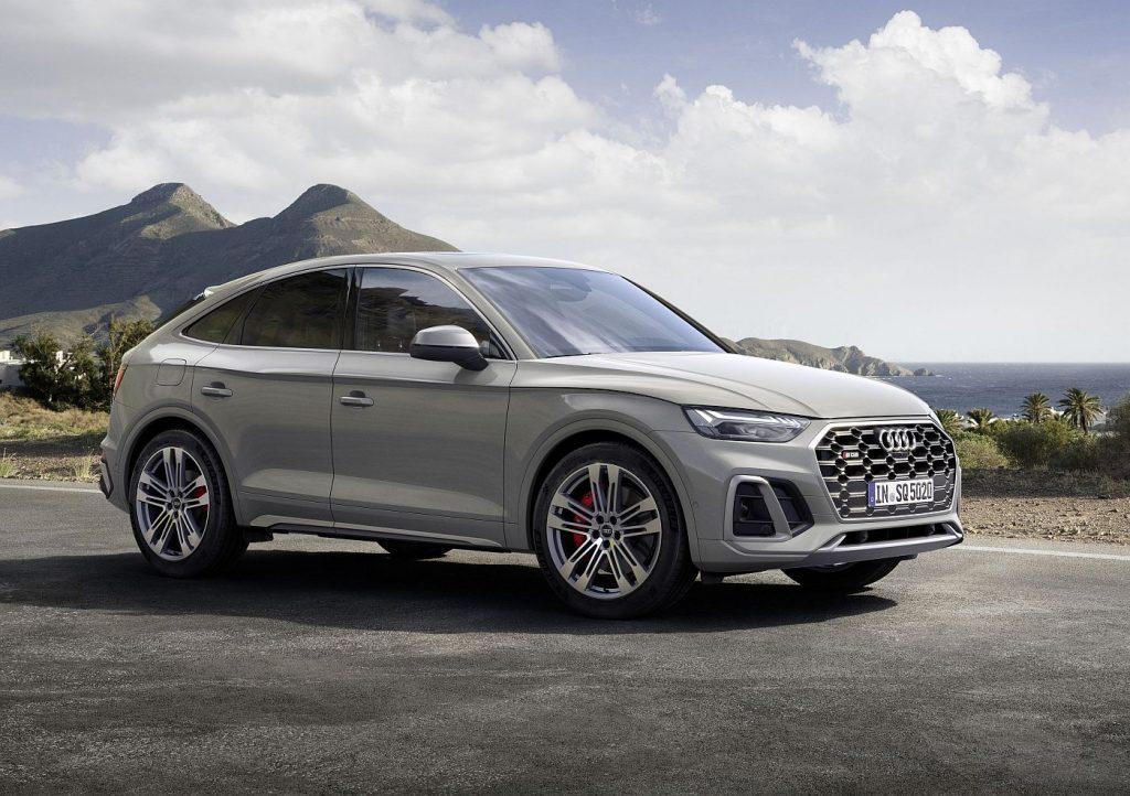 Audi Q5 Sportback, novi trn u oku za X4 i GLC Coupe?