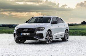 Audi Q8 60 TFSI e vozi do 60 km samo na struju i broji 462 KS!