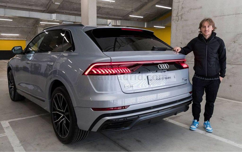 Audi i dalje vozi nogometaše Real Madrida, Modrić odabrao moćni Q8!