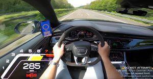 Audi RS Q8 ovom je vožnjom potvrdio kakva je sila na cesti!