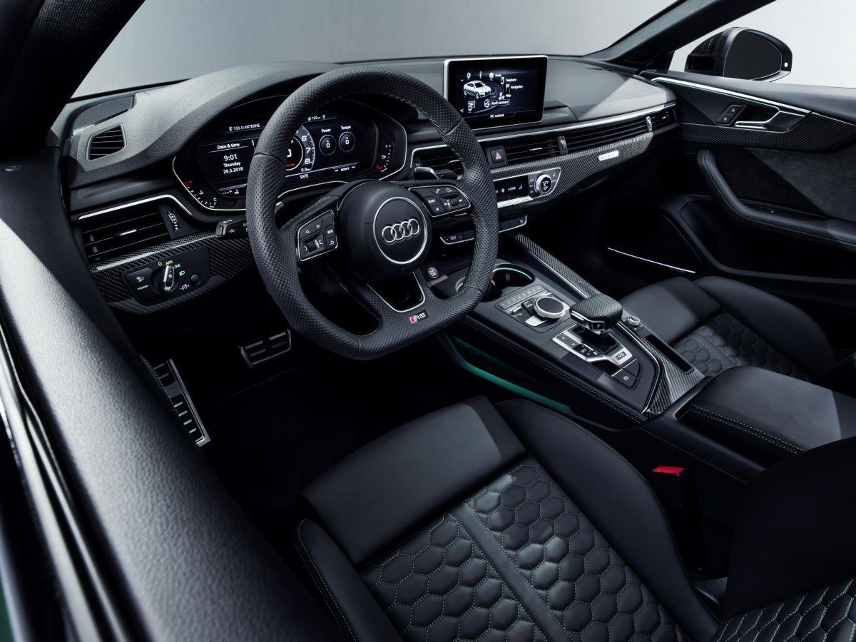 Audi RS5 - osvježenje buduće quattro ikone