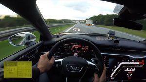 Nevjerojatni Audi RS7 HGP od 962 KS, ovo je najbrži gospodar prstenova na svijetu!