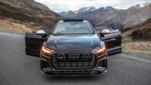 Audi SQ8 u ABT Sportsline paketu, drugi pojam za monstruoznost