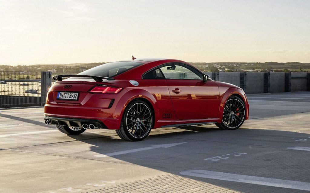 Audi TTS Competition Plus (2021.), od sad diše uz 320 KS, ovo je prava vozačka poslastica