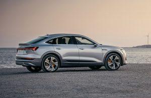 Audi E-Tron Sportback - šminker nulte emisije