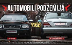 Audi S8 (D2) ili Mercedes-Benz S 320 'Genšer' - mi imamo favorita, a vi?