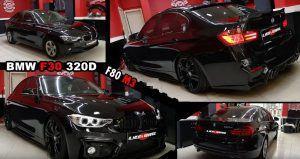BMW serije 3 omiljen je model za tuning, probajte naći nedirnutu izvedbu, evo i dokaza