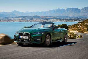 BMW Serija 4 Convertible (G83), kabrio izvedba ponovno cilja one s najviše stila