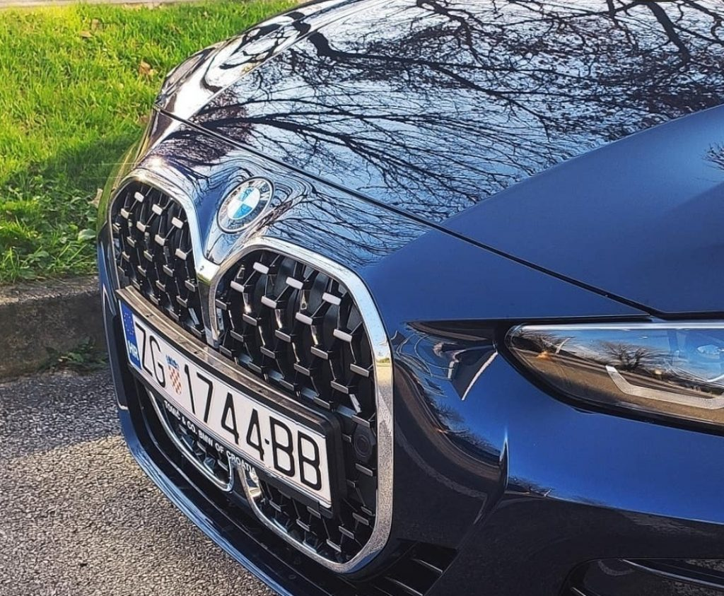 BMW Serije 4, evo kako naše registracije stoje na 'roštilju'