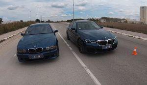 BMW 530d (E39) ili 520d (G30), što se kroz dva desetljeća promjenilo?