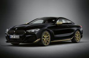 BMW Serije 8 Golden Thunder Edition još jedna posebna edicija coupe modela