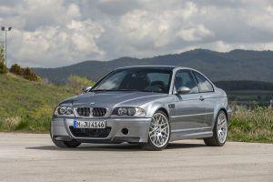 BMW M3 CSL nakon ugradnje ručnog mjenjača veselit će entuzijaste