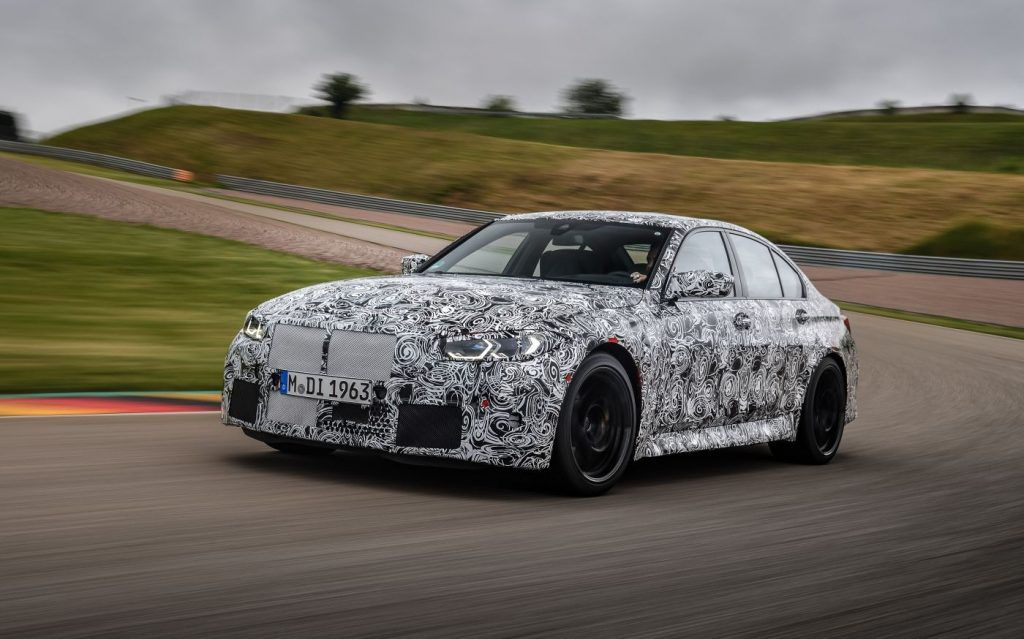 BMW M odjel u završnim testiranjima novih M3 i M4