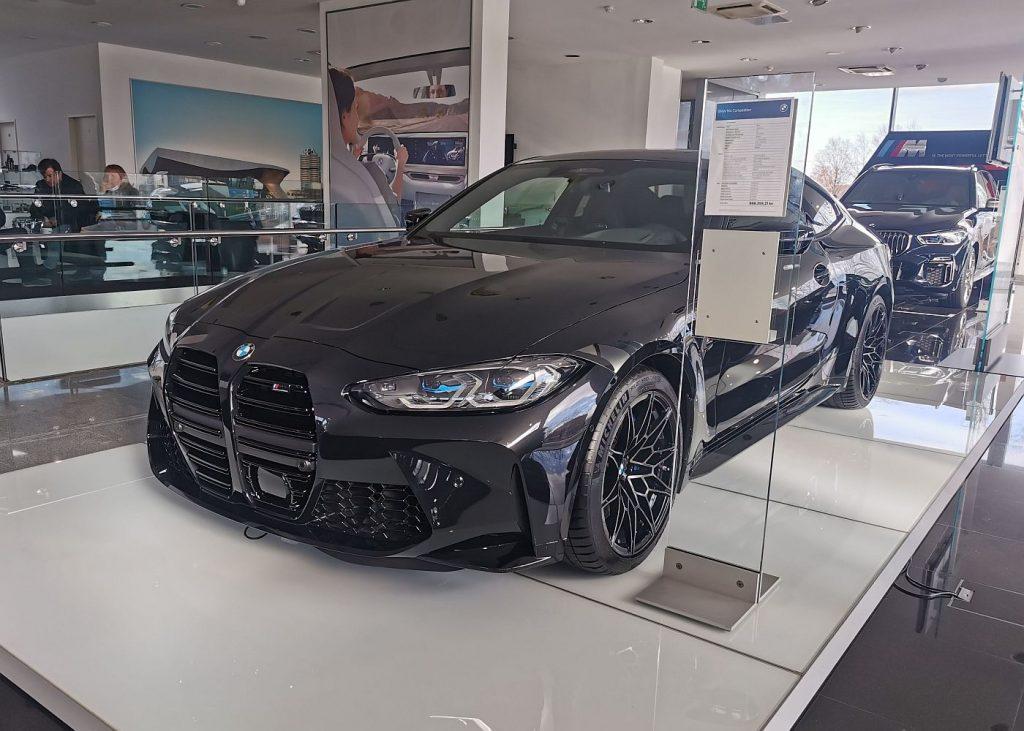 Prvi BMW M4 Competition u Hrvatskoj, dojmljiv u svakom pogledu